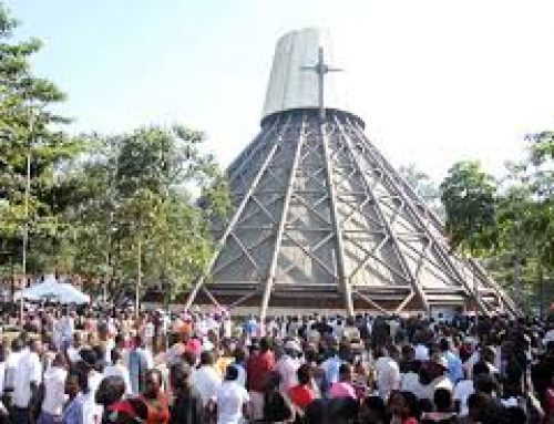 Watch, follow and participate in the live coverage of the Uganda Martyrs' Day celebrations 2017